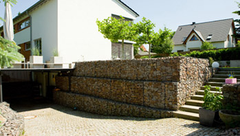 Wege-, Terrassen- und Mauerbau